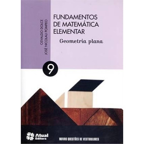 Fundamentos De Matematica Elementar, V.9 - Ensino Médio - In