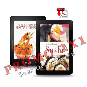 Aprende Hacer Sushi Paso A Paso - Recetas 10 Libros