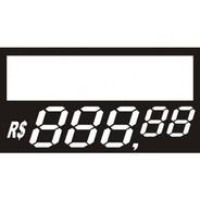 Etiqueta De Pvc Com 50 Unidades 70 Mm X 37 Mm