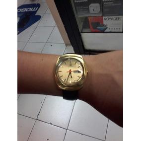 Reloj Tissot Automatico Suizo Chapa De Oro Antiguo
