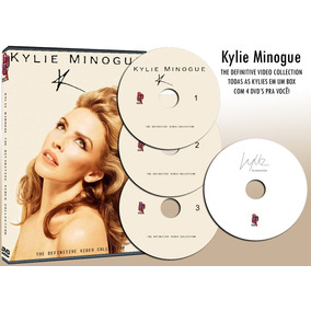 Box Kylie Minogue The Video Collection