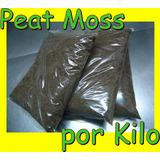 Peat Moss Turba Terrario Hidroponia Sustrato Peatmoss