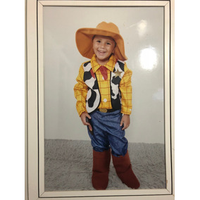 Fantasia Woody Toy Story De 4 Até 7 Anos