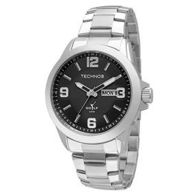 Relógio Masculino Technos Golf 2305an/1p