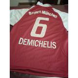 Camiseta Bayern Munich Alemania