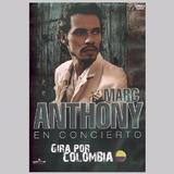 Marc Anthony - En Concierto - Gira Por Colombia Dvd Pr