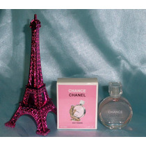 Miniatura De Perfume Chanel Chance Eau Tendre Lindo!