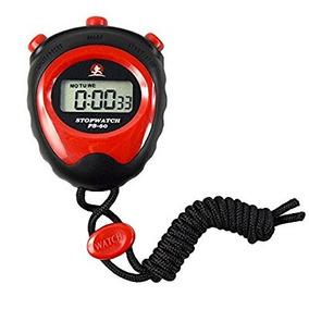 Wisefield Cronómetro Digital Lcd Cronógrafo Deportes Corrien