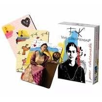 Cartas Edicion Especial Frida Kahlo Mexicanas Unicas