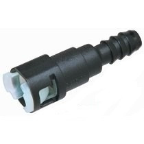Conector Engate Rápido Gasolina Reto Interno 10mm Ext 10mm