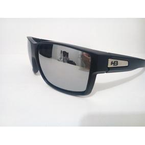 6eafc3f5ac4eb Oculos Quadrado Preto Hb - Óculos De Sol no Mercado Livre Brasil