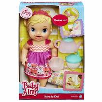Boneca Baby Alive Chazinho Magico A9288 Hasbro Original