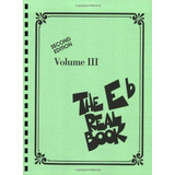 Real Book,the - Vol Iii Eb Edition Hal Leonard