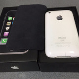Apple Iphone 3g 8/10 Blanco