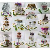Candy Bar 14 Productos Fibrofacil + Tren