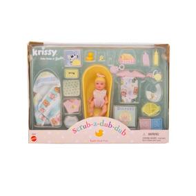 Boneca Krissy Irmã Da Barbie - Mattel