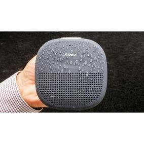 Caixa De Som Bose Soundlink Micro Bluetooth Prova Dágua