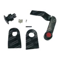 Kit Completo Trinco Do Quebra Vento Esquerdo Mb 608 Após 85