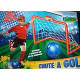 Trave De Futebol Chute A Gol
