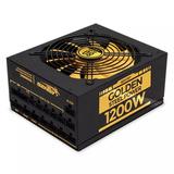 Fuente Sentey 1200w Gsp1200-hm 80 Plus Gold Modular Pc Gamer