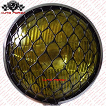 Tela Grade Farol Moto Café Racer Bobb Scrambler Tam 30x30 Cm