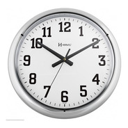 Relógio De Parede Herweg 6128 - Cromado