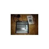 Consola Mixer Mezclador Moon Mc802 8 Canales 4xlr + 2ste Dj