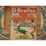 El Grafico - River Campeon Mundial 1986