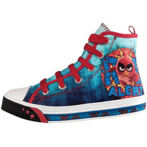 Tenis Infantil Angry Birds Con Luces 157222 Iv1