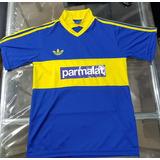 Camiseta Retro Boca Juniors Campeón Apertura 1992