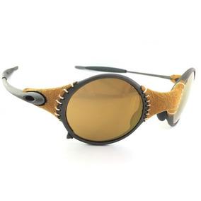 e610c250d6103 Oculos Mars Oakley Letaher Gold Couro Jordan 12x Boleto Top. R  2.700