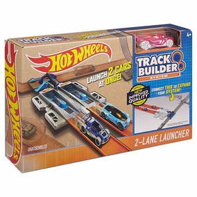 Pistas Hot Wheels - Lane Launcher