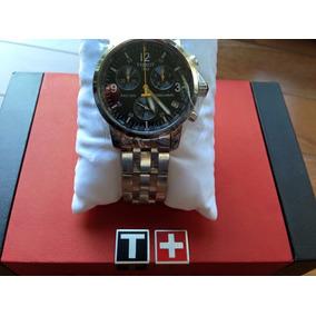 Reloj Tissot Prc200 Negro Metal