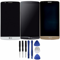 Pantalla Display Lg G3 Stylus Con Marco + Kit 3 Colores