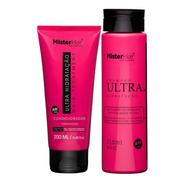 Kit Ultra Hidratação Shampoo E Condicionador - Mister Hair