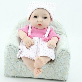 Mini Boneca Realista Bebe Reborn Importada Frete Grátis