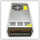 Fuente Voltaje Metal 40a 500w Bornera 12v Led Con Cooler