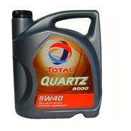 Aceite Total Quartz 9000 Sintetico 5w40