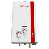 Boiler Gas Lp, Serie Flux, 6l/min, Blanco Basico