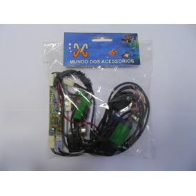 Captador Profissional Acordeon 4 Eletretos 01201 Unimusic