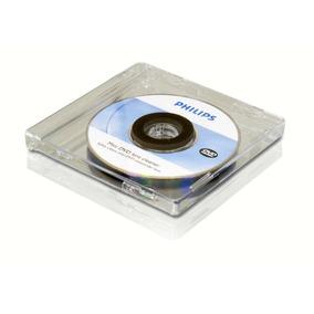 Limpiador Philips Mini Dvd Svc2580/10
