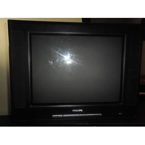 Televisor 29 Pulgada Real Flat Marca Philips