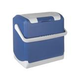 Caixa Cooler Termico 12v Naútika 24 Lts Mini Geladeira Carro