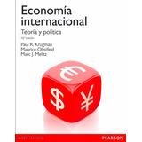 Economia Internacional 10 Ed Krugman 2017 Nuevo