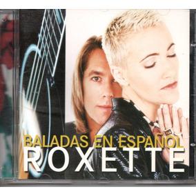 cd roxette baladas em espanhol