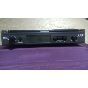 Kit Transmissor/receptor/microfone Sem Fio Jts