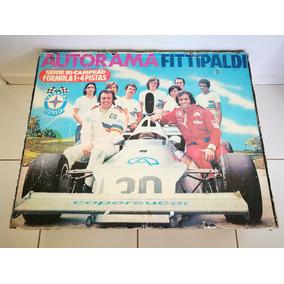 Autorama 4 Pista Emerson Fittipaldi 220volts