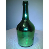 Botella Espejada D Coñac Reserva San Juan Para Decorar. Caba
