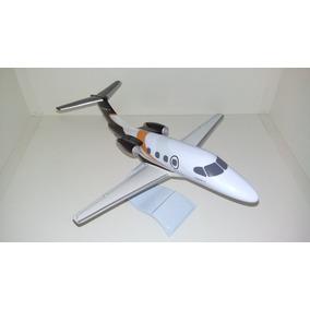 Maquete Em Resina Avião Emb Phenom 100