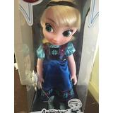Frozen Muñeca Elsa Arendelle Princesa Animator Disney